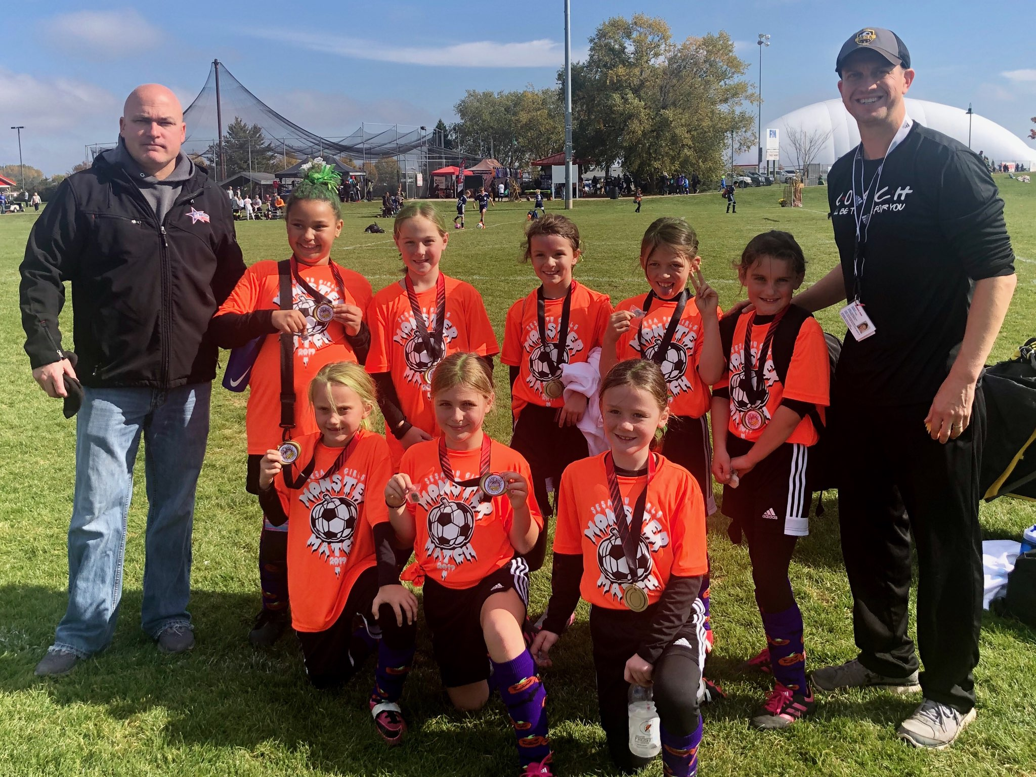 u9 Academy Girls